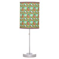 Our Lady Of Guadalupe Table & Pendant Lamps | Zazzle