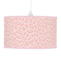 Blush Pink Table & Pendant Lamps | Zazzle