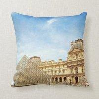 Paris Throw Pillow | Zazzle
