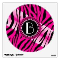 Animal Print Wall Decals & Wall Stickers | Zazzle
