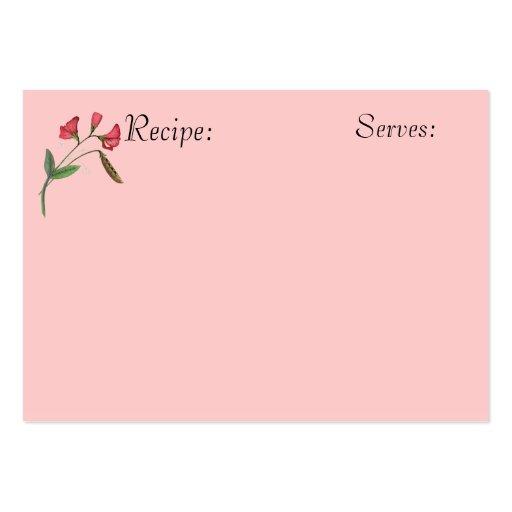 Standardized Recipe Template Vosvetenet – Word Recipe Template Free Download