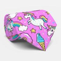 Unicorn Ties | Zazzle