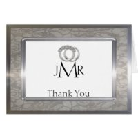Platinum Wedding Anniversary Cards | Zazzle
