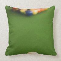 Pool Ball Pillows - Decorative & Throw Pillows | Zazzle