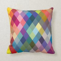 Rainbow Pillows - Decorative & Throw Pillows | Zazzle