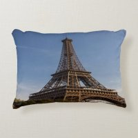 Rectangular cushion Paris - Eiffel Tower #14 Decorative ...