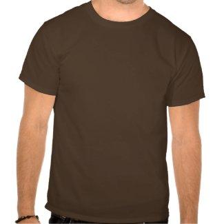Ren Lyfe: Distressed Aldus Festina Lente- Dark T Shirts