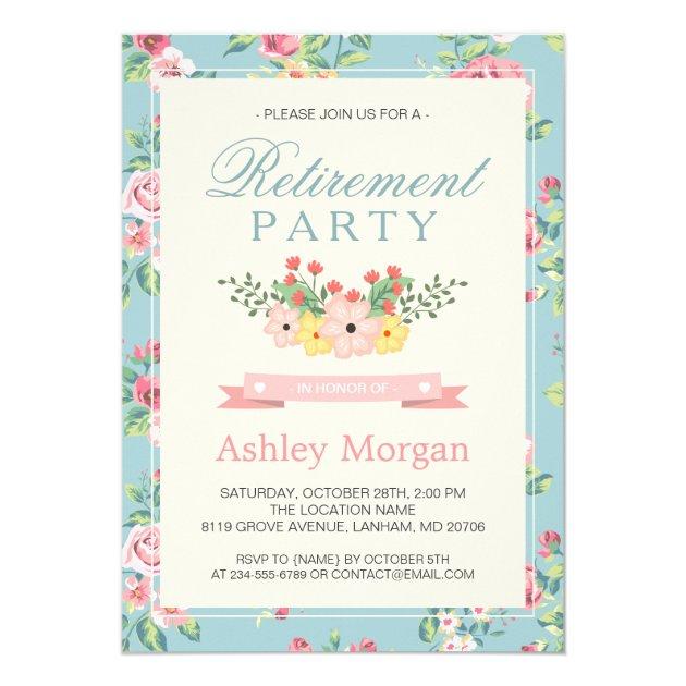 Most Popular Retirement Party Invitations CustomInvitations4U
