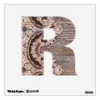 Barn Wood Wall Decals & Wall Stickers | Zazzle