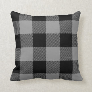 Buffalo Check Plaid Pillows