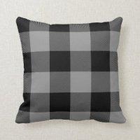 Buffalo Check Plaid Pillows