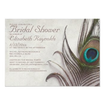 Browse Products At Zazzle With The Theme Peacock Bridal Shower