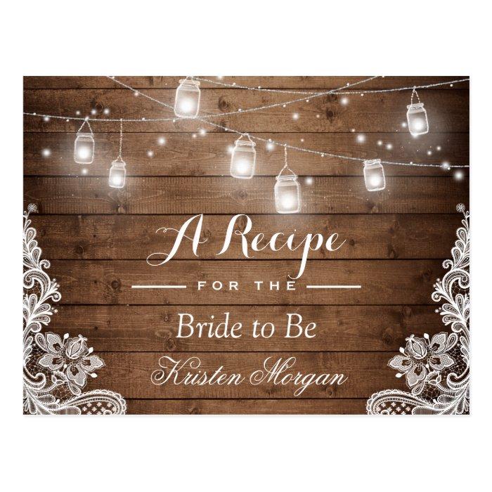 recipe card background