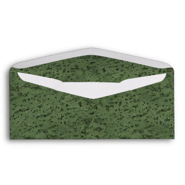Sage Green Cork Look Wood Grain Envelope Zazzlecom