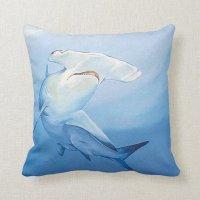 Shark Pillow | Zazzle
