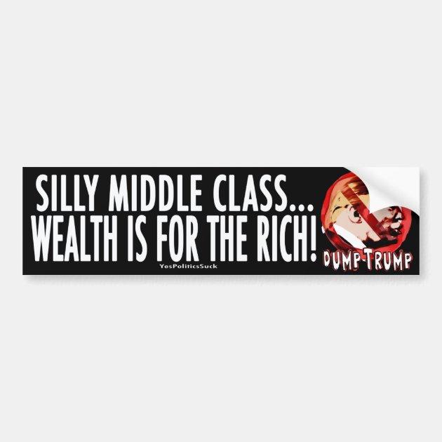 Anti Trump Bumper Stickers
