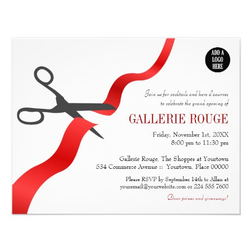 Sample invitation letter for ribbon cutting images invitation invitation letter with red ribbon images invitation sample and sample invitation letter ribbon cutting ceremony gallery stopboris Choice Image