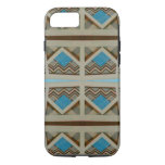 Southwestern Turquoise Pattern iPhone 7 Case