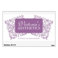 Spa Wall Decals, Spa Wall Stickers for any Room