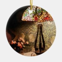 Stained Glass Ornaments & Keepsake Ornaments | Zazzle