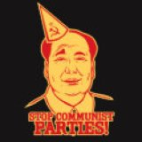 Funny T-Shirts & Gifts - Stop Communist Parties