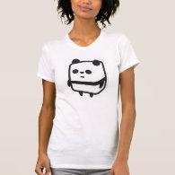 T-shirt - Box Panda - More Colors Available