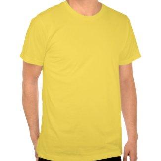 T-Shirt, Men's: Love My Affenpinscher