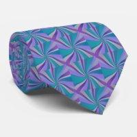 Purple Teal Ties | Zazzle