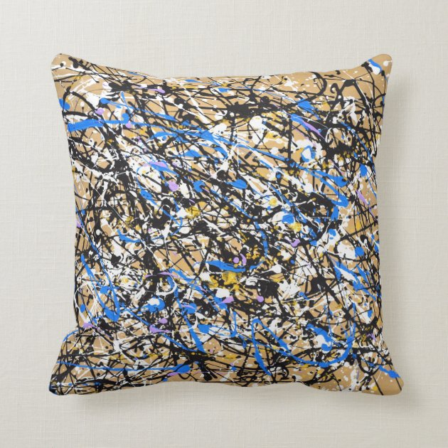 "Throw Pillow 16"" x 16"""