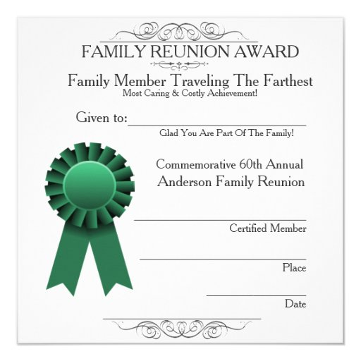 Invitation letter gathering sample professional resumes example invitation letter gathering sample sample invitation letter all things family reunion traveled farthest family reunion awards stopboris Image collections