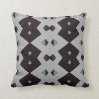 Tribal Print Throw Pillow | Zazzle