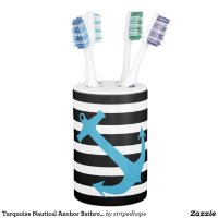 turquoise_nautical_anchor_bathroom_accessory_set_bath_sets ...