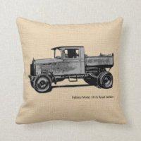 Vintage Truck Pillows - Decorative & Throw Pillows | Zazzle