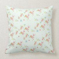 Shabby Chic Pillows Vintage | Simple Home Decoration