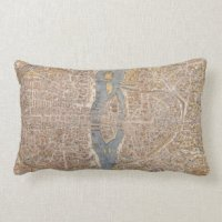 Paris Pillows - Decorative & Throw Pillows | Zazzle