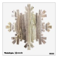 Rustic Wall Decals & Wall Stickers | Zazzle