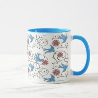 Whimsical Birds Coffee & Travel Mugs | Zazzle
