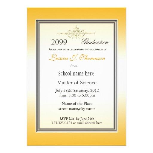 invitaciones de graduacion para imprimir xv-gimnazija