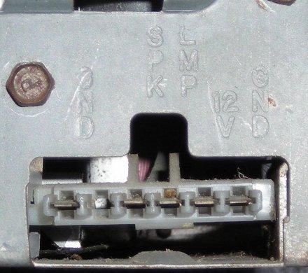 Ray\u0027s Chevy Restoration Site -- Chevrolet Radio Information