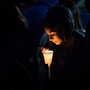 Vigil for a Teenager   by Phil Roeder