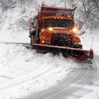 GIS & Snow Plow Routes