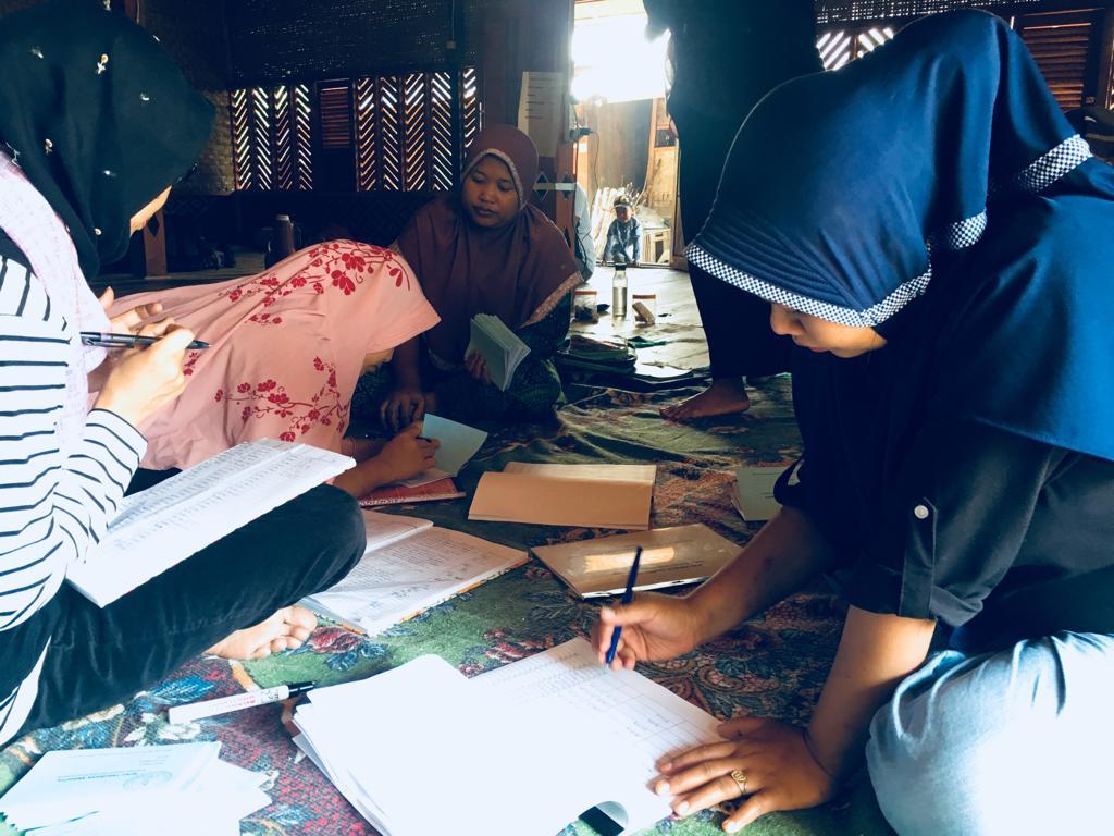 Pelatihan manajemen keuangan Koperasi Jagaraksa Mandiri