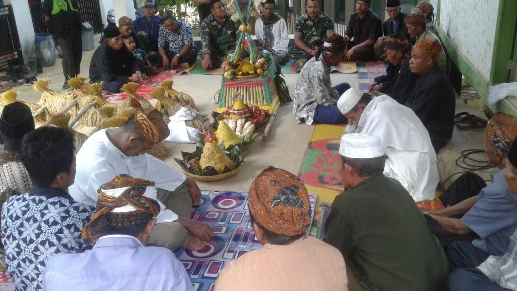 Seren tau Kasepuhan Cibarani, Lebak - Banten (Dok ; RMI)