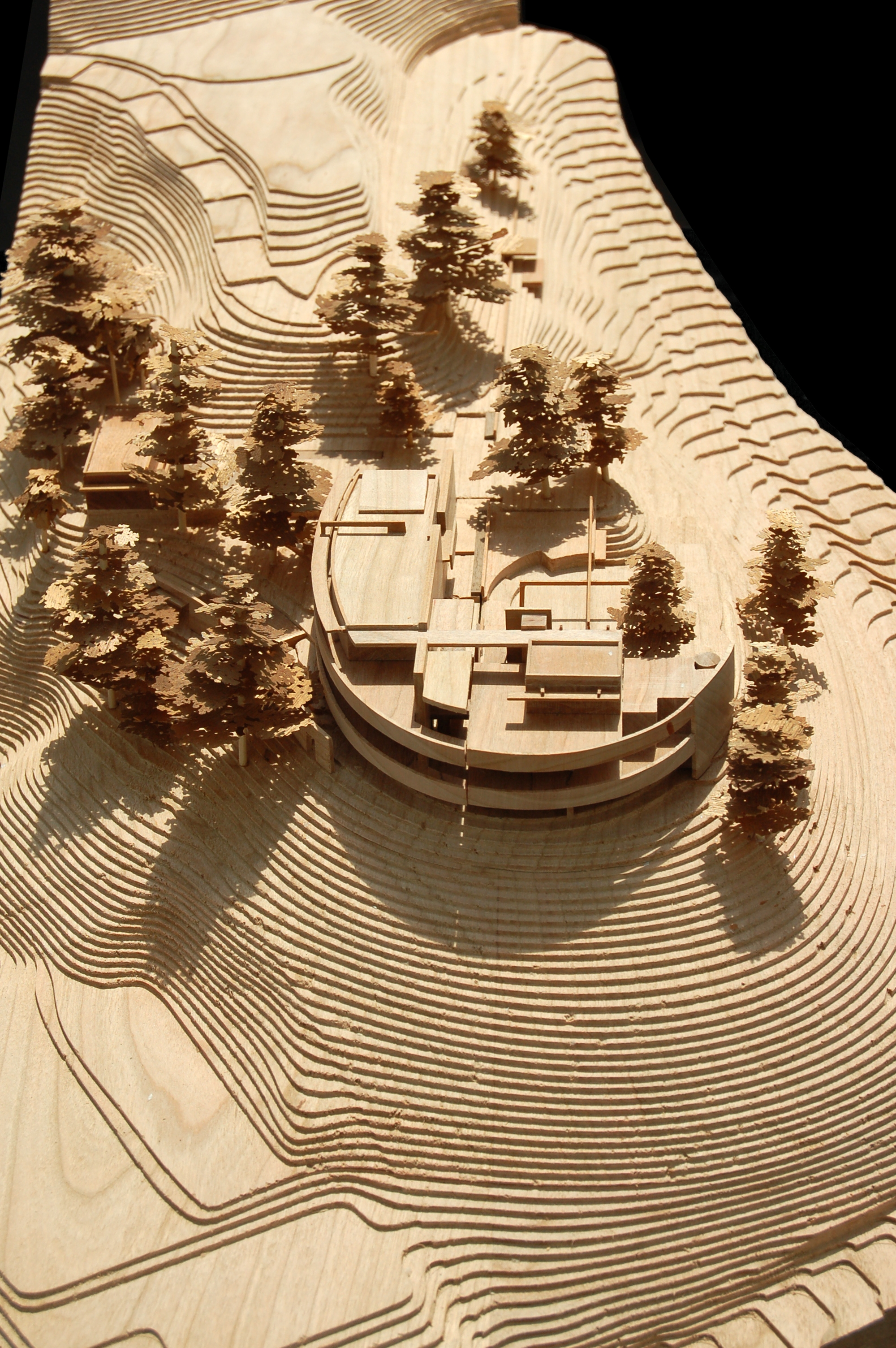 Architectural Model Kits Wood Cnc Projects Free Download Where To Learn Woodworking