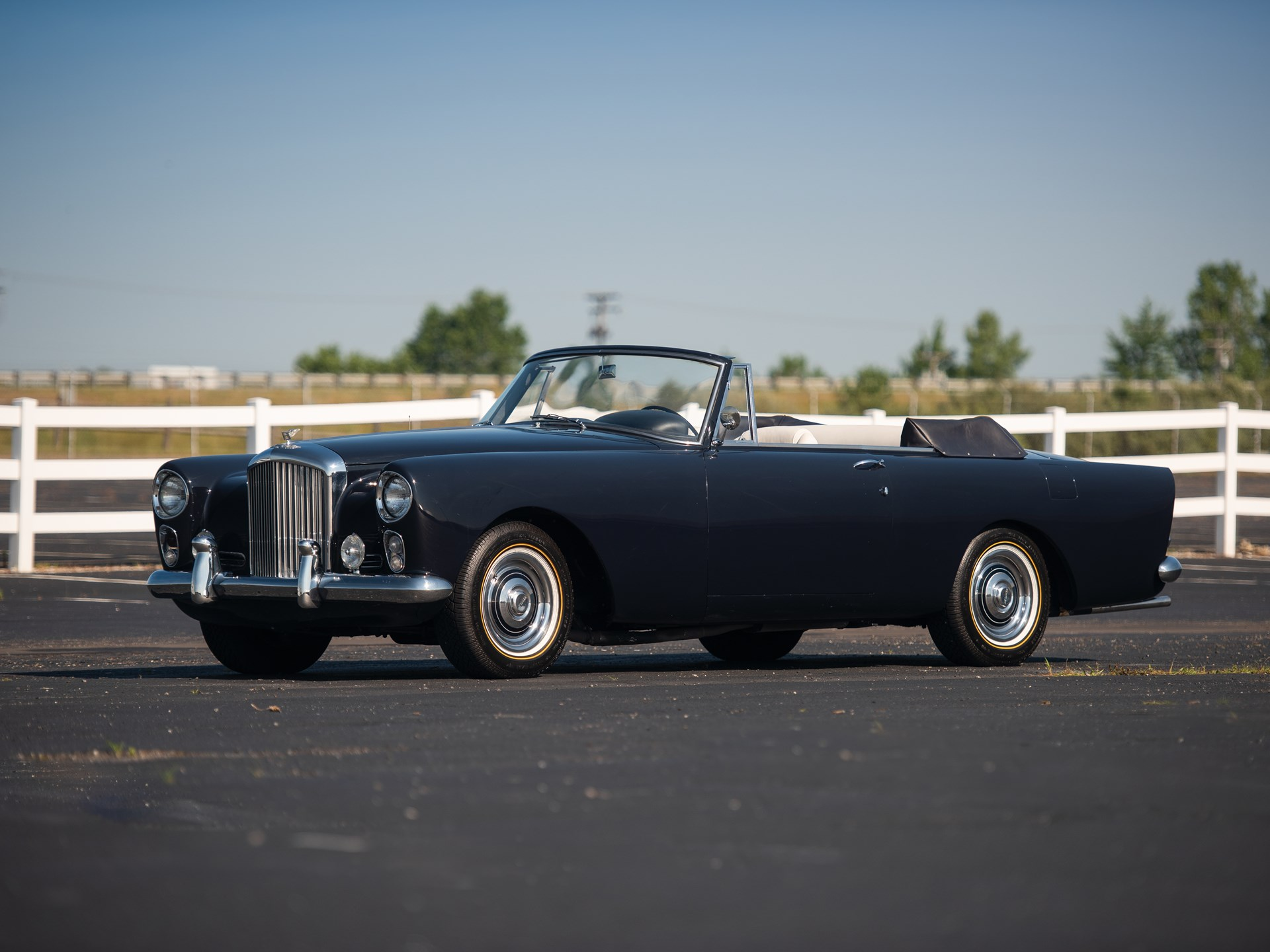 S2 Car Parking Rm Sotheby S 1959 Bentley S2 Continental Drophead Coupe By
