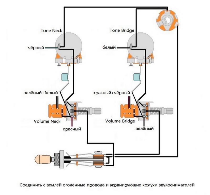 frampton lp wiring diagram