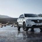 Renault představí v Pekingu nový KOLEOS