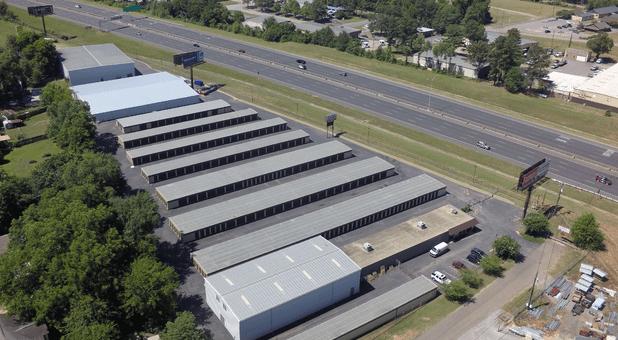Self Storage In Tuscaloosa Al All American Self Storage