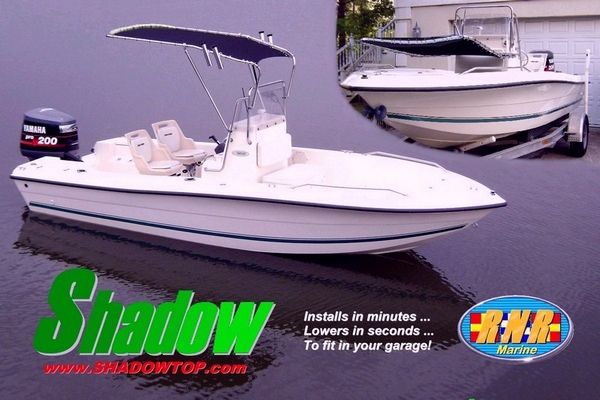 Purchase RNR-Marine™ Factory OEM Boat Canvas, Covers, T-Topless