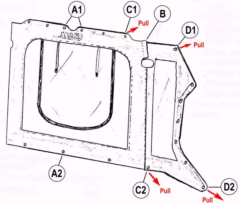 large yacht wiring diagram